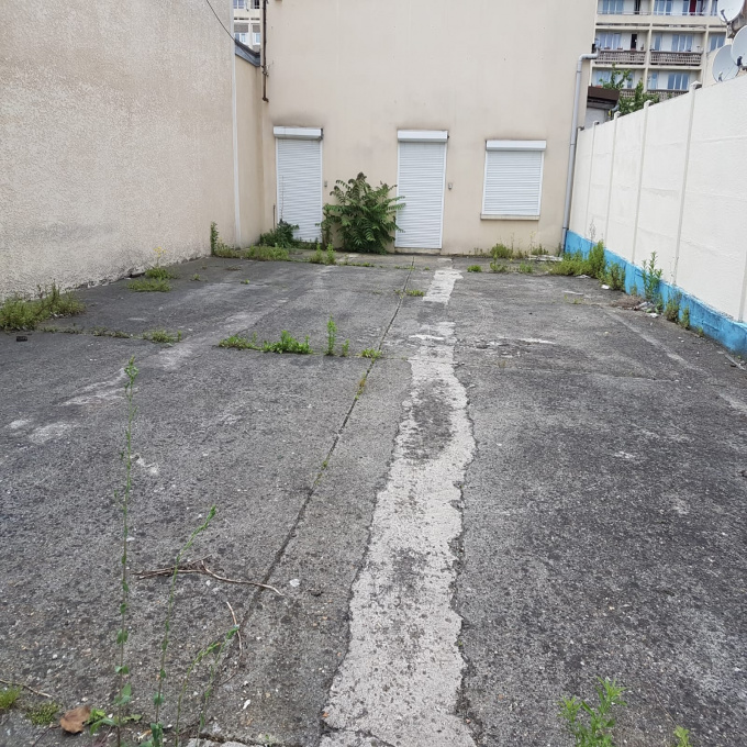 Location Immobilier Professionnel Bureaux Aubervilliers (93300)