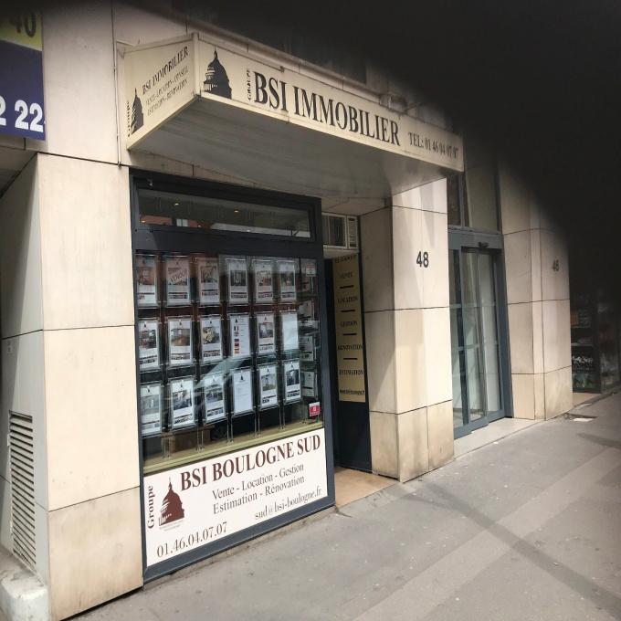Vente Immobilier Professionnel Local commercial Boulogne-Billancourt (92100)