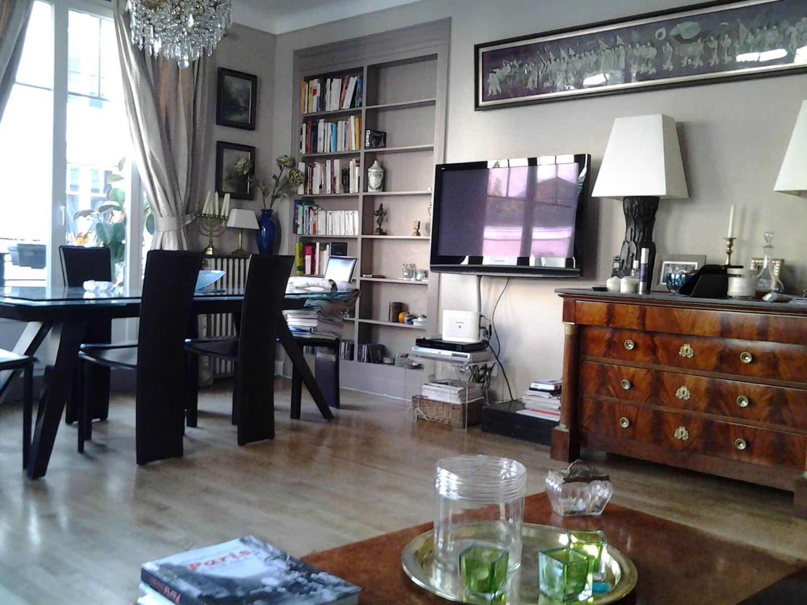 Très Bel Appartement 3 Pièces Meublé Paris 16. Accueil · Paris; Très Bel  Appartement 3 Pièces Meublé Paris 16.