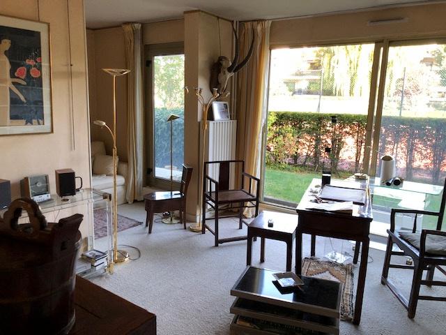 vente Studio rez de jardin, Boulogne Nord, toutes commodités.